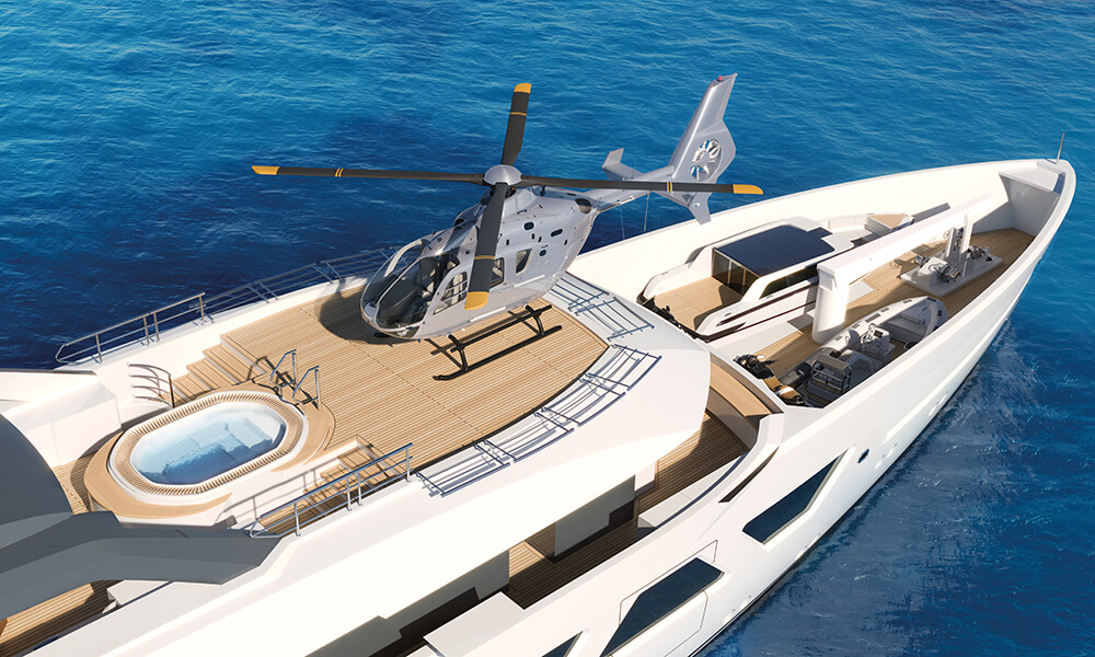 Plane & Boat Charter